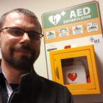 Instalacja defibrylatorów AED w Gdyni